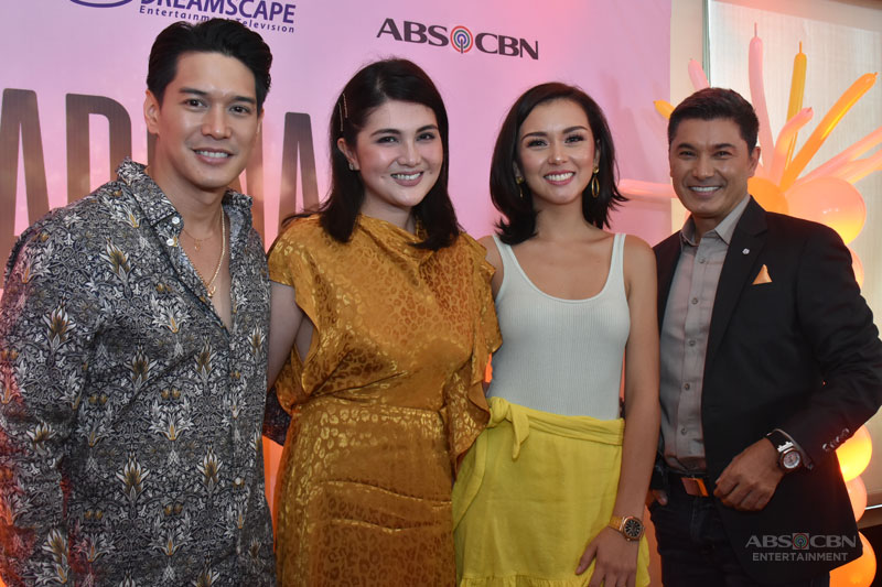Adrian Alandy, Dimples Romana, Beauty Gonzales, and Albert Martinez are your afternoon delight on ABS-CBN's Kapamilya Gold