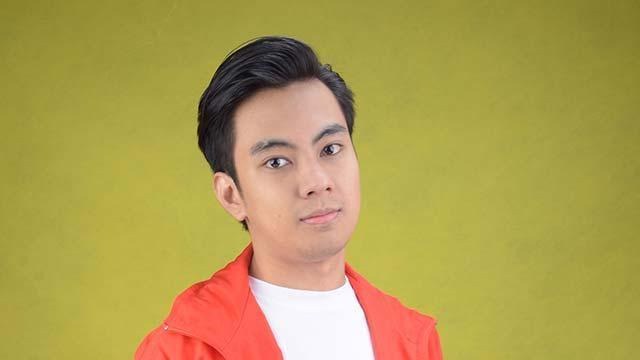 Christian Rae Villanueva, director of  Ang Mga Turo ng Gabi  (The Lessons of the Night)
