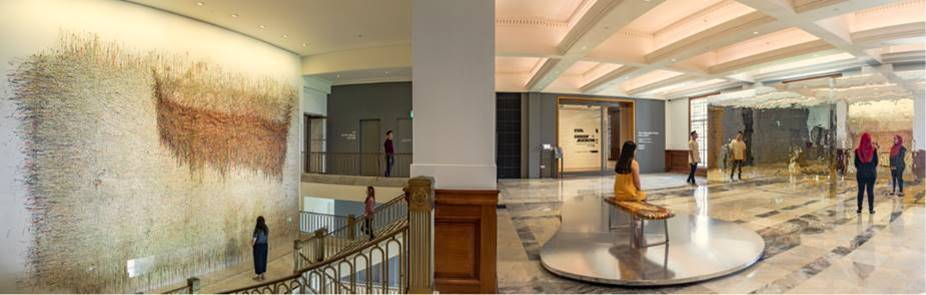 The National Gallery of Singapore
