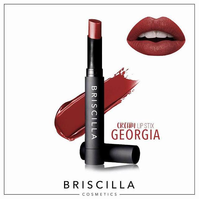 Briscilla lipstick