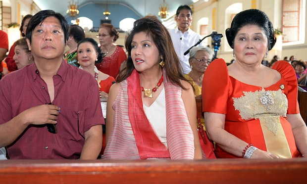Imee will run for the Senate in next year's elections while brother Bongbong awaits the result of his electoral protest vs. Robredo and mother Imelda Marcos runs for governor of Ilocos Norte