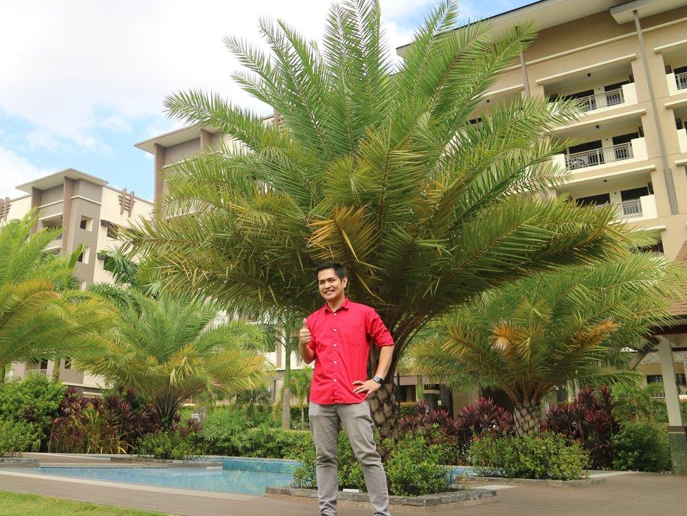 Magician Alvher Luna enjoys living at DMCI Homes Levina Place in Pasig City
