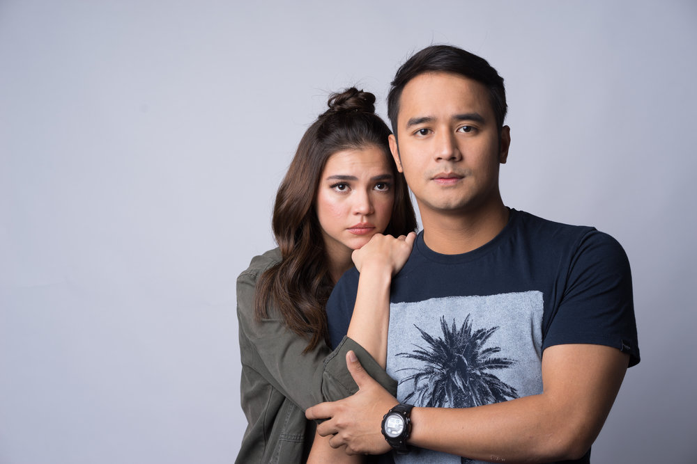 Rhian Ramos and JM de Guzman star in  Kung Paano Siya Nawala.  Both are also executive producers of the film