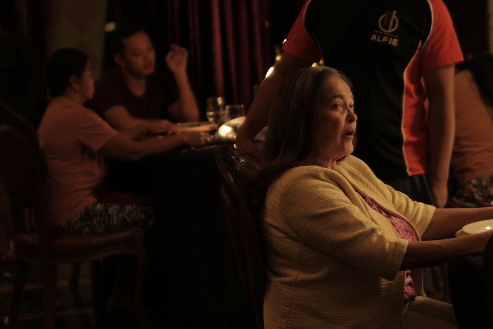 Gina Alajar in a scene from  Hintayan ng Langit