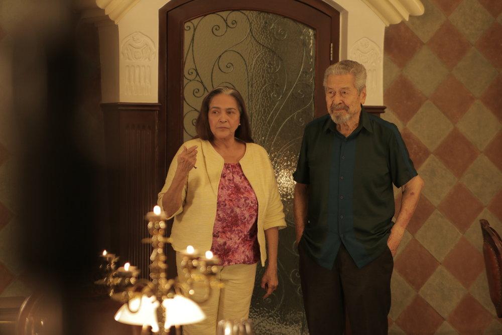 Gina Pareño and Eddie Garcia breathe life to Isang and Manolo in  Hintayan ng Langit