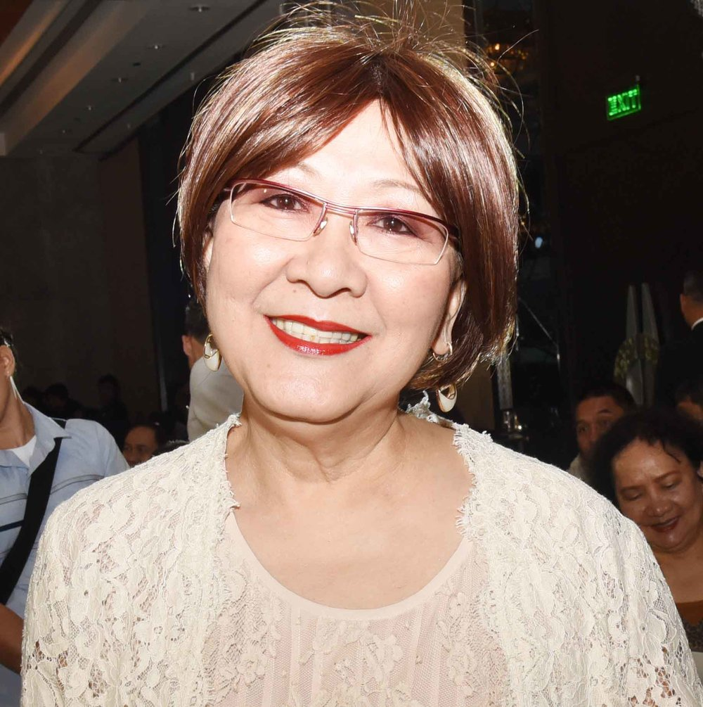 Dr. Milagros O. How (Chair-Banaue Rice Terraces Restoration Project; Chair-Banaue Intl. Composition Competition; President/CEO, Universal Harvester, Inc.; Chief Advocate- TOFARM Search and Award