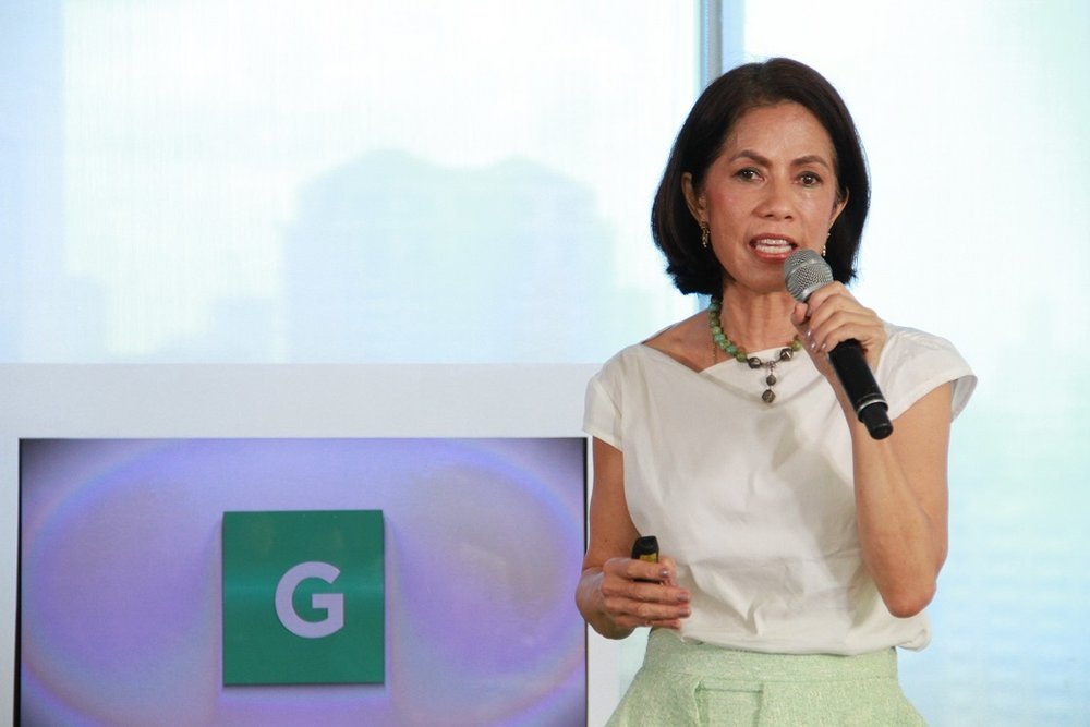 Gina Lopez hosts G Diaries about projects mean to uplift the living conditions of communities