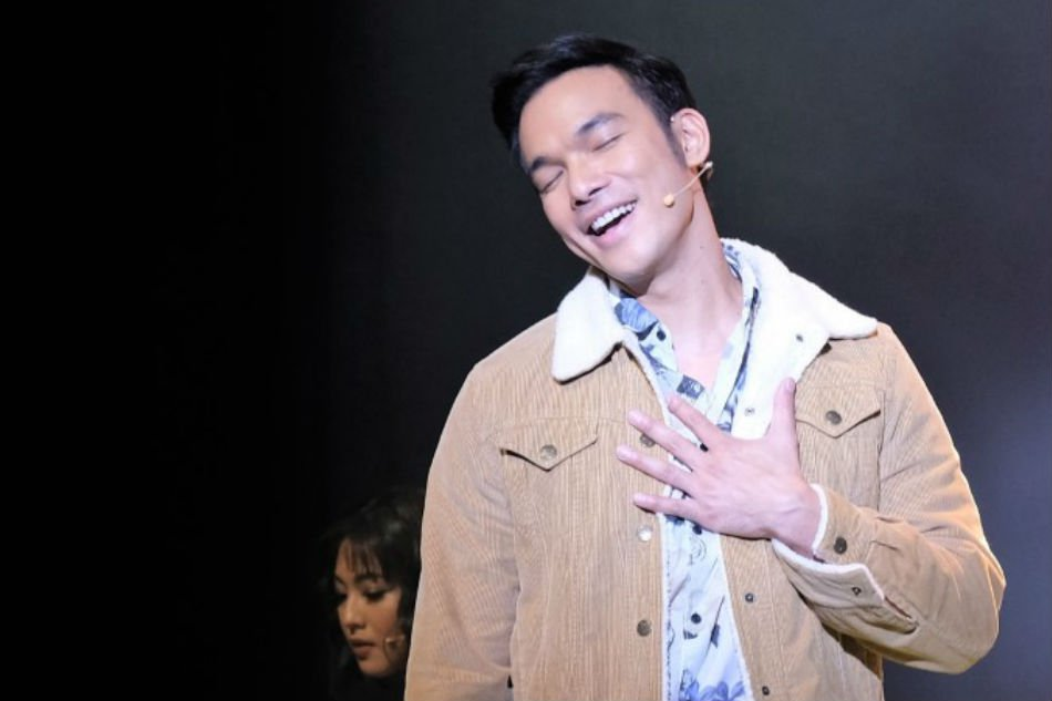 Mark Bautista is badk in the return of Eta Na! Musical nAPO!