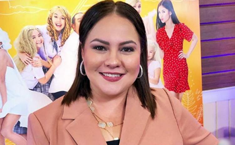 "Karla Estrada, aka Queen Mother, topbills the comedy ""Familia Blondina"""