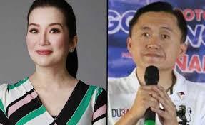 Kris Aquino was hurt; Bong Go says no harm done
