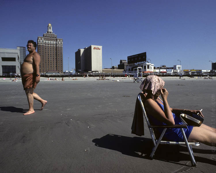 Atlantic City, New Jersey, 1981