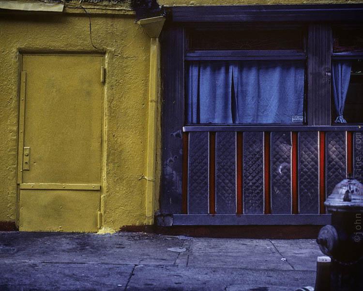 Manhattan, 1982