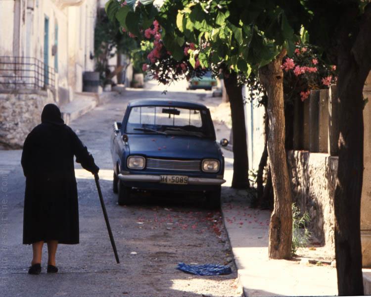 Crete, 1980