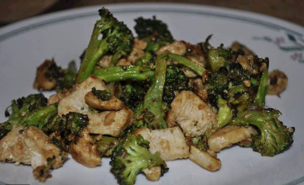 Chicken_Broccoli_Stir_fry | Pam Bredenkamp | Health Coach