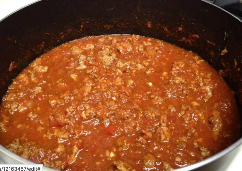 Turkey_Chili | Pam Bredenkamp | Health Coach