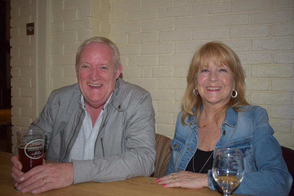 Vic & sandra| ashford -