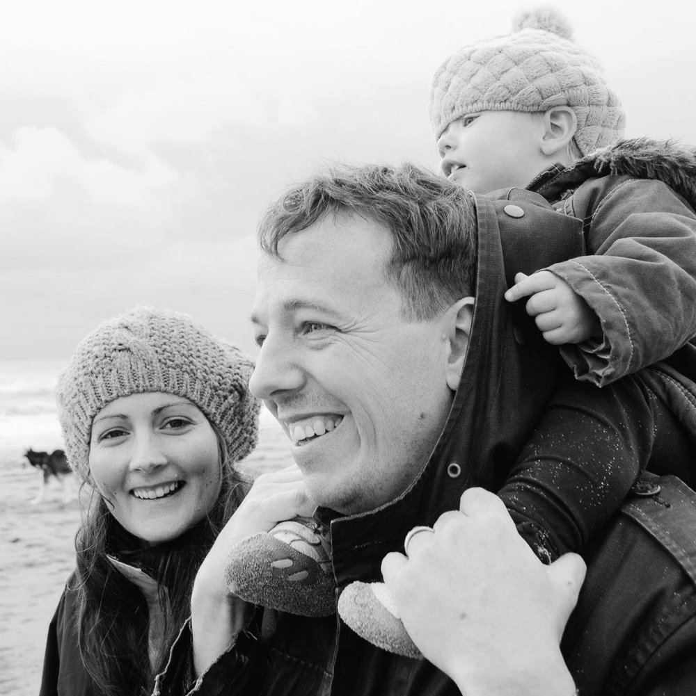 Andrew Giddens - Leader, JESUS FIELDS CORNWALL Andrew and Marie live in West Cornwall with their four children Caleb, Joe, Nathan and Mary. They work together bringing up the family and running their business, Andrew as an Artist and Marie as Gallery Manager.