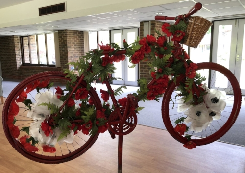 poppy bike walton charity.jpg