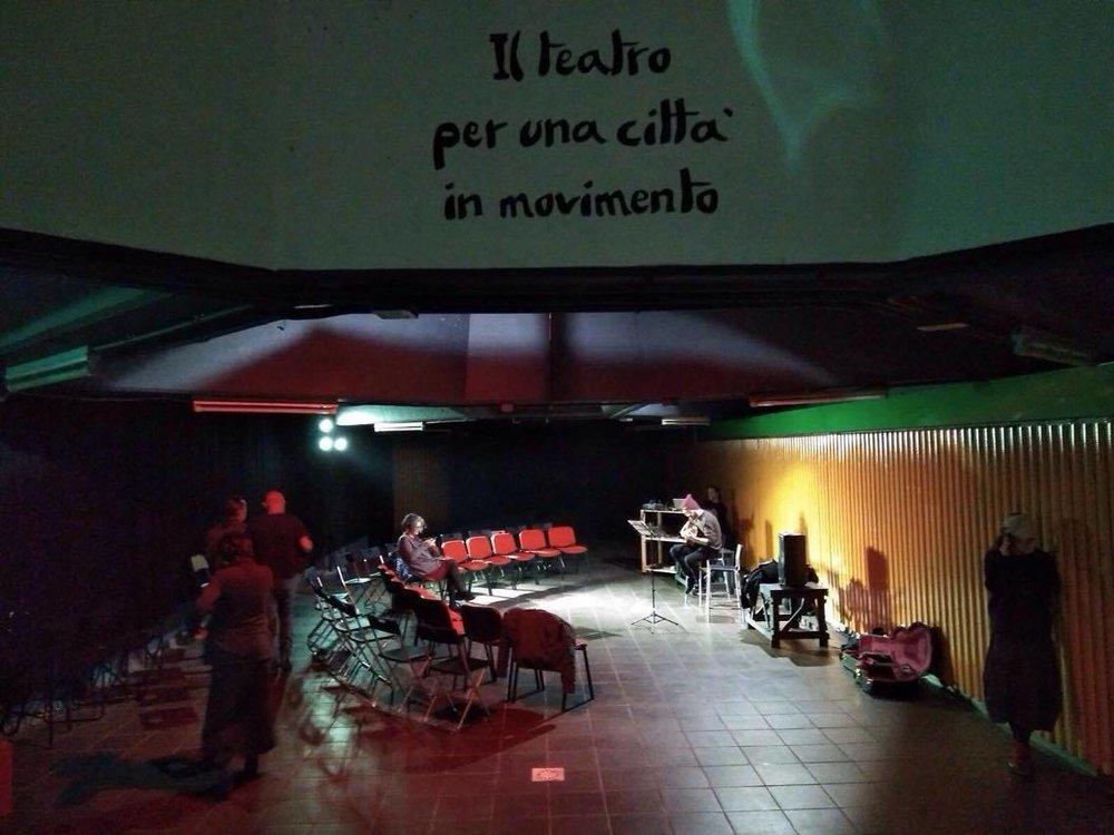 Piccola Sala Prove : Lo spazio u2014 alma rosé
