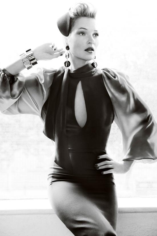 Vogue, August 2011, Lucinda Chambers