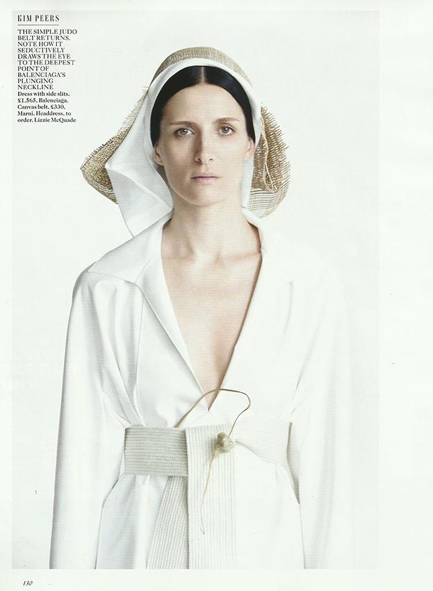 Vogue, Feb 2015, Lucinda Chambers
