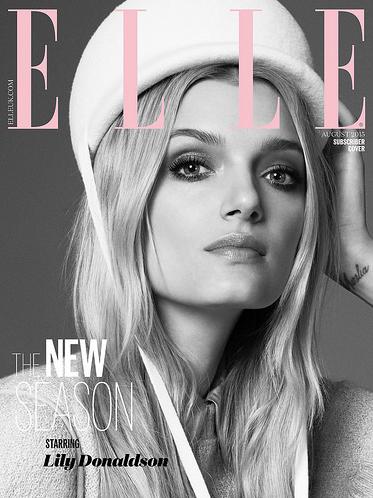 Elle, August 2015, Anne-Marie Curtis