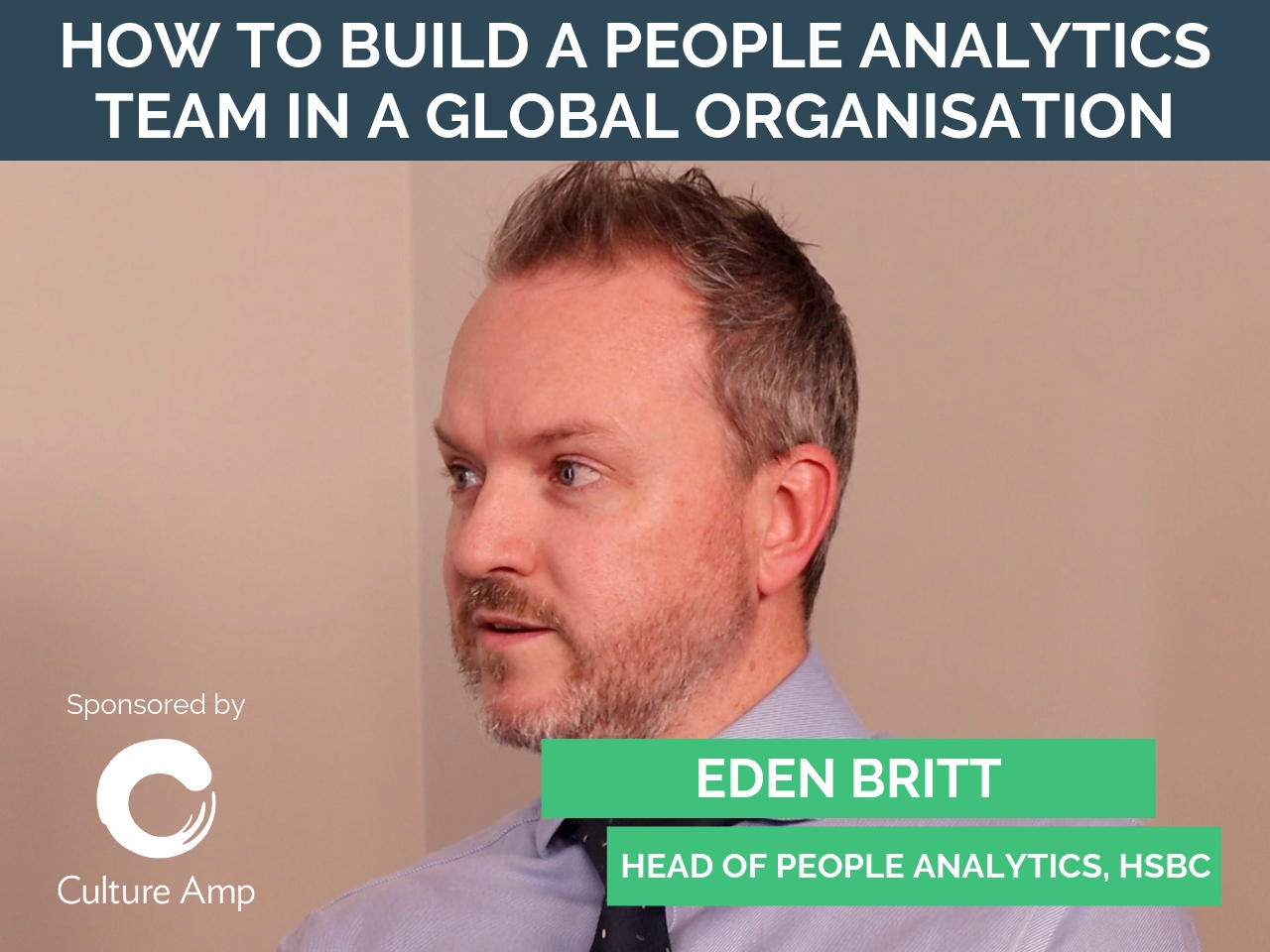 Episode 5: How to Build a People Analytics Team in a Global