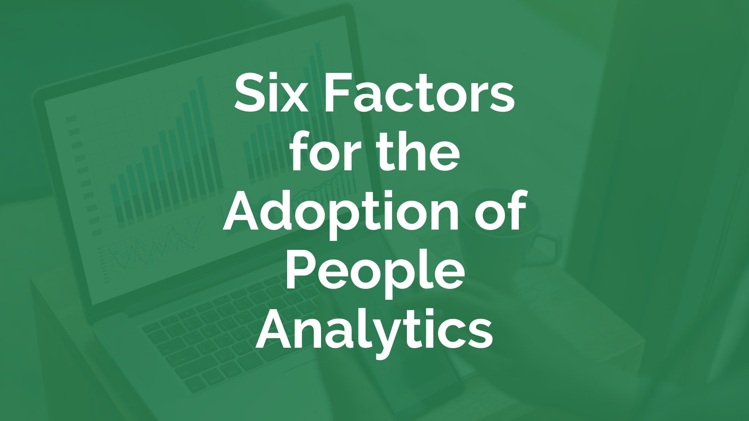 People Analytics — Blog posts and articles about the future