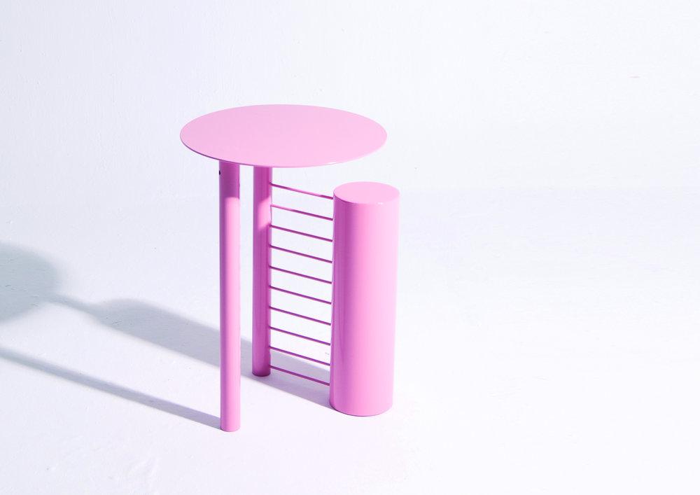 Chely Side Table , 2018 photo by Álvaro Diáz Hernández