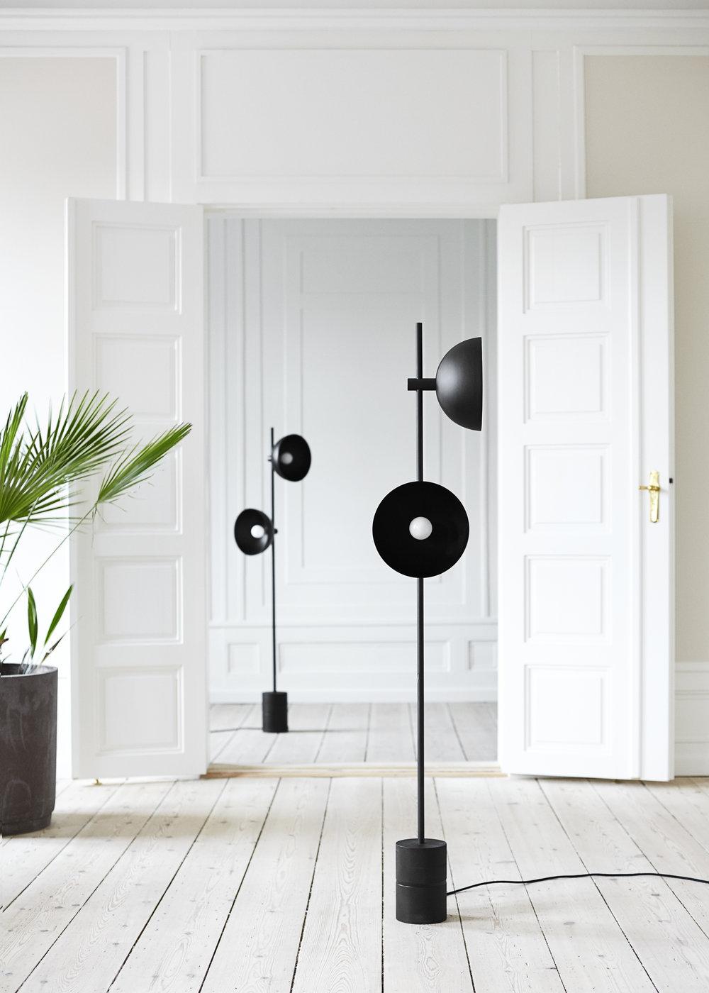 Studio Lamp  by  Laura Bilde , 2016