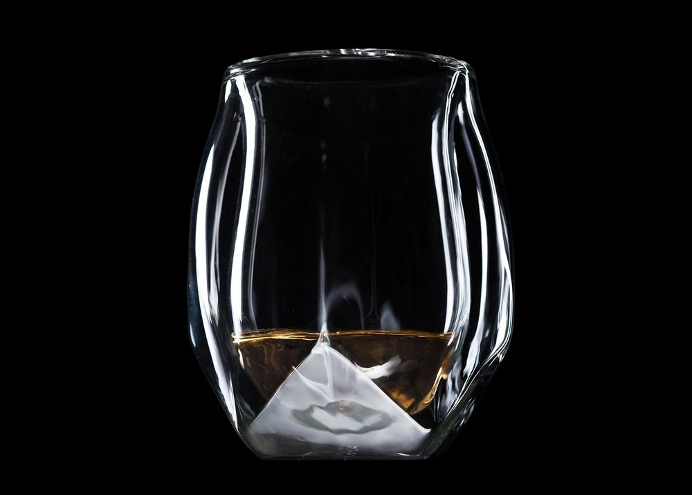 Norlan Whisky Glass , 2016 photo by Marino Thorlacius