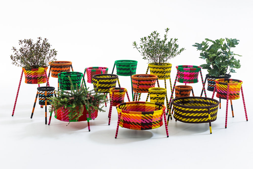 Jardin Suspendu  for Moroso, 2016 photo by Sandro Paderni