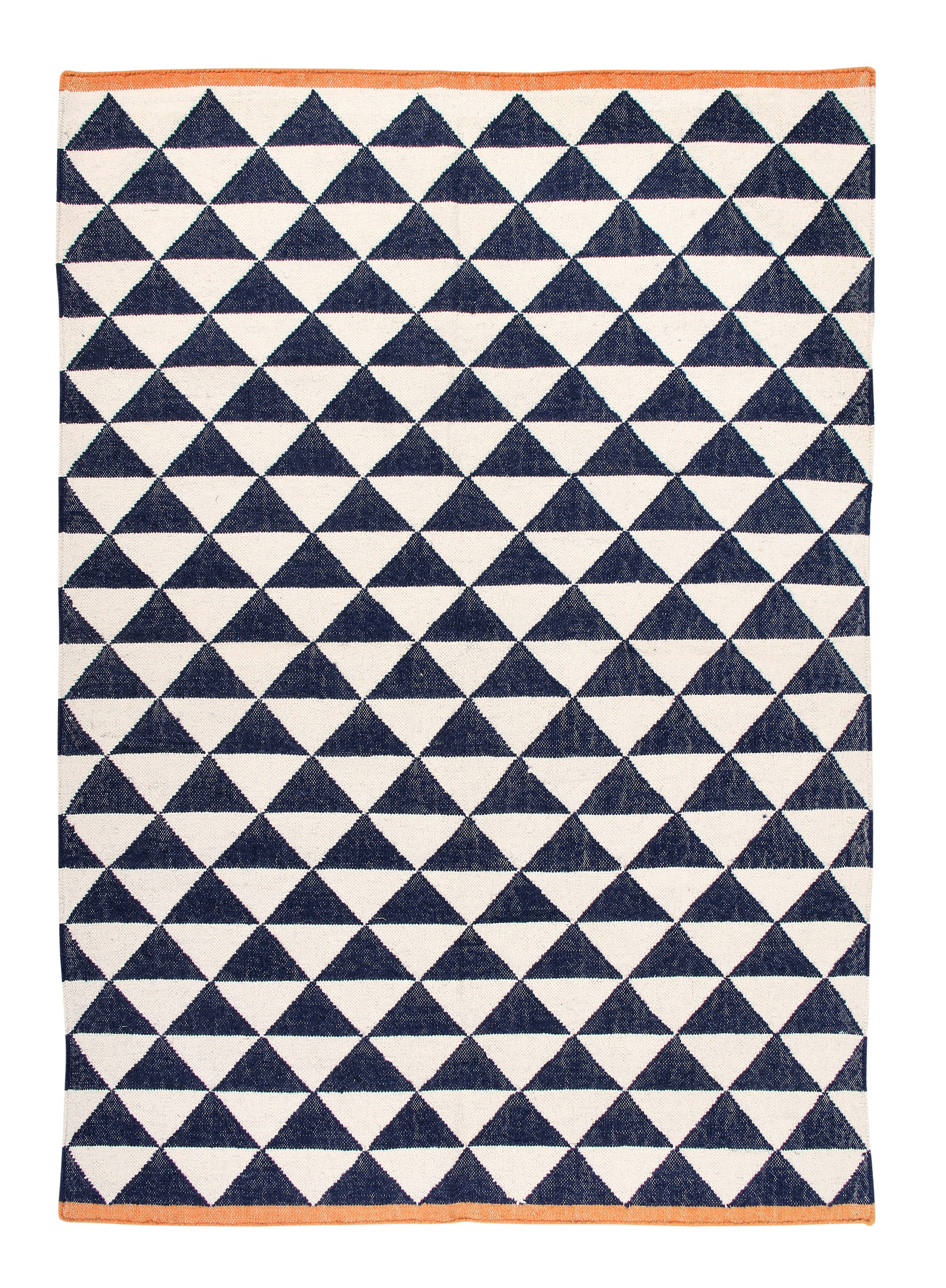 Blue Shards Ana Noush Contemporary Handmade Wool Rugs