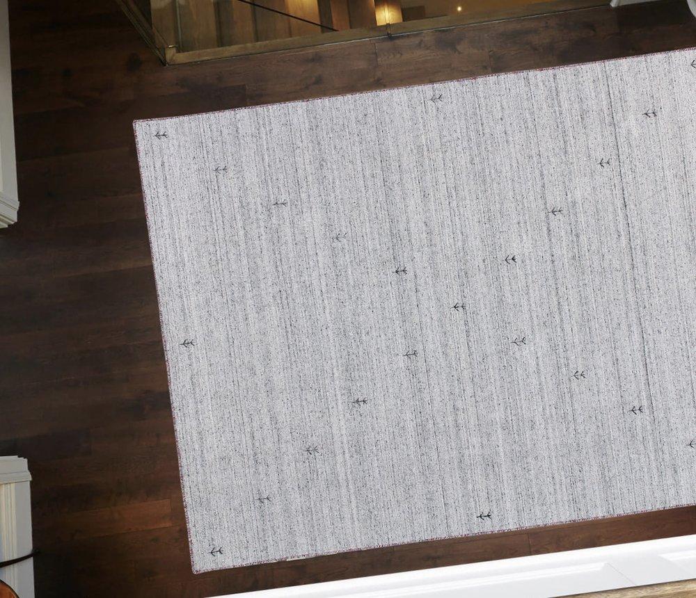 Rune Rug by Ana & Noush Scandi Rug, Designer Rug, Modern Rug, Handmade Rug