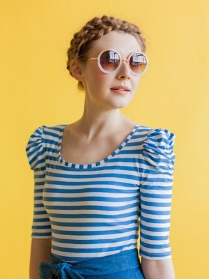 AGNES TOP by TILLY & THE BUTTONS