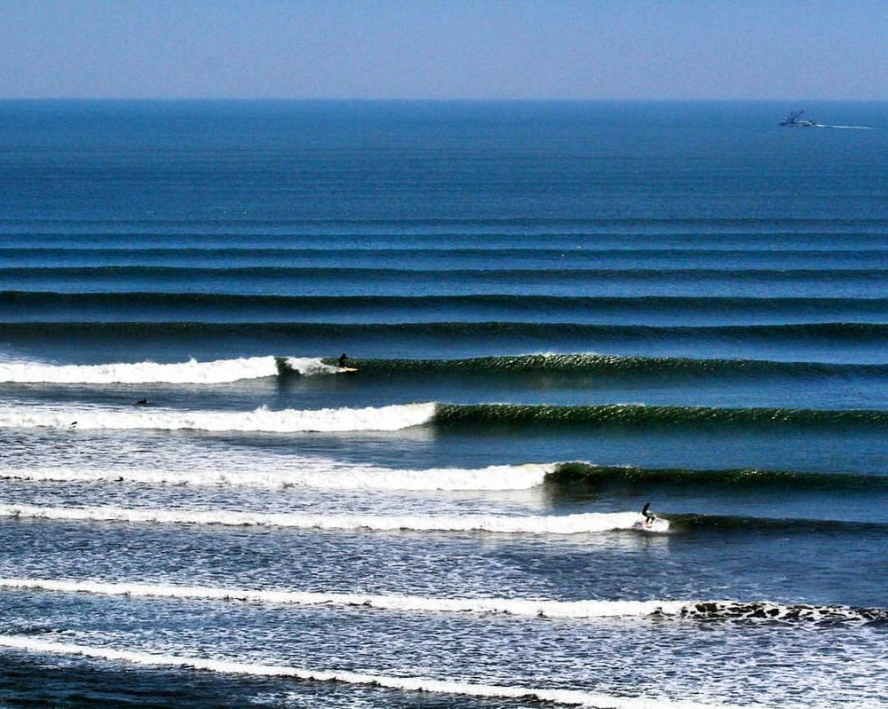 natural wave machine