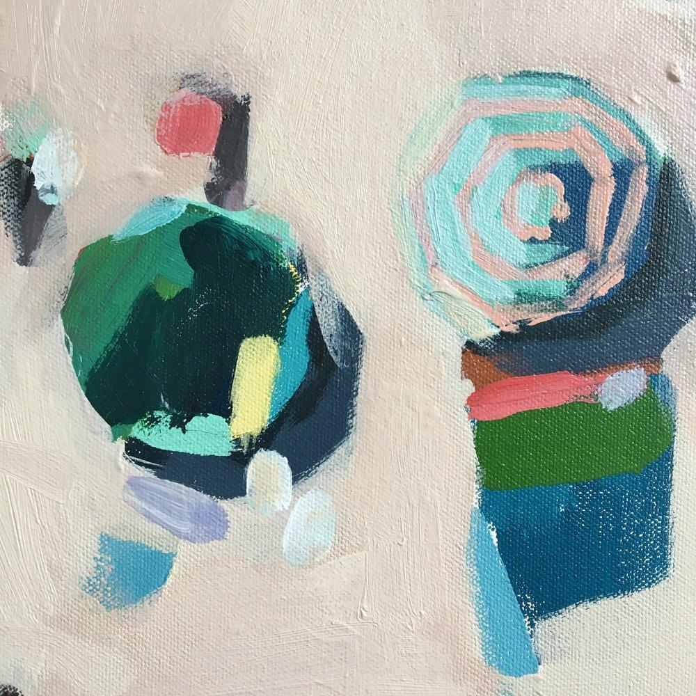 Pink Sands (detail), 2018