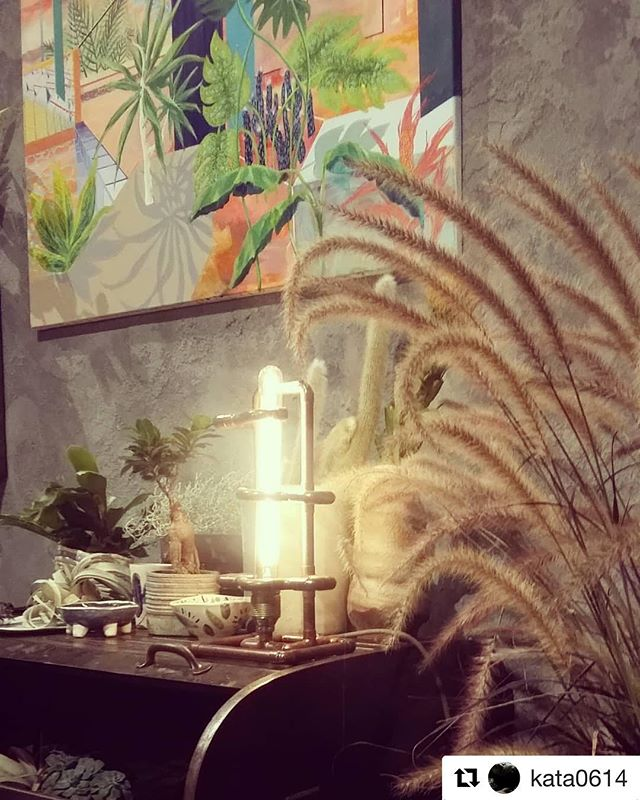Thanks @kata0614 . (This interior is amazing 😍) ~~~ @salonbudapest . . . . . #salonbudapest#interiordesign#interiordesignideas#decoration#originalart#originalartwork#wip#contemporaryart#interiordecoration#plantstrong#artgallery#instaartist#homedcoration#bevisuallyinspired#visualart#mixedmediaart#artsy#painting#instagallery#artcollector#designinspo#fanipolonyi