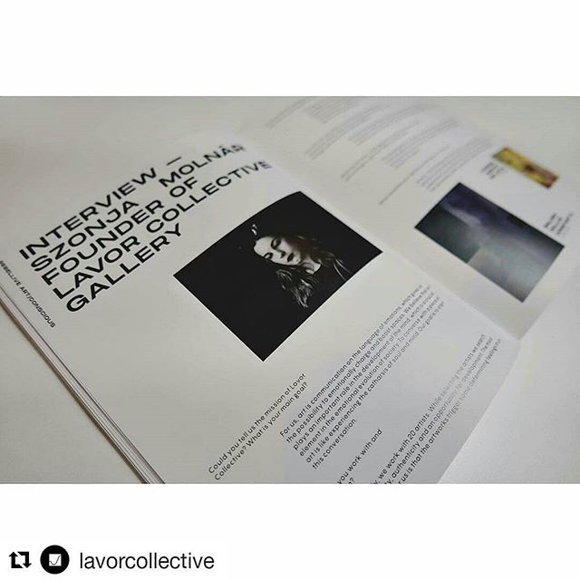 One of my paintings got featured in @artconsciousapp, in an interview with Szonja from @lavorcollective!  #Repost @lavorcollective (@get_repost) ・・・ Hello, @artconsciousapp Thanks a bunch for this interview to present our mission and share our thoughts!  This is the beginning of a beautiful friendship 😎🎉 . |click the link in bio to read the full article| . For us, art is communication on the language of emotions, which gives us the possibility to emotionally charge and boost spaces. We believe that art plays an important role in the development of the mind, which is a crucial element in the emotional evolution of society. To converse with a piece of art is like experiencing the catharsis of soul and mind. Our goal is to start this conversation... . #interview #rebellive #special #edition #lavorvibe #lavorcollective #artconscious #art #design #press #zine #welovebudapest #artdealer #artgallery #hungarian #artofhungary #thisisbudapest #ahnessaborotey #gallusbalogh