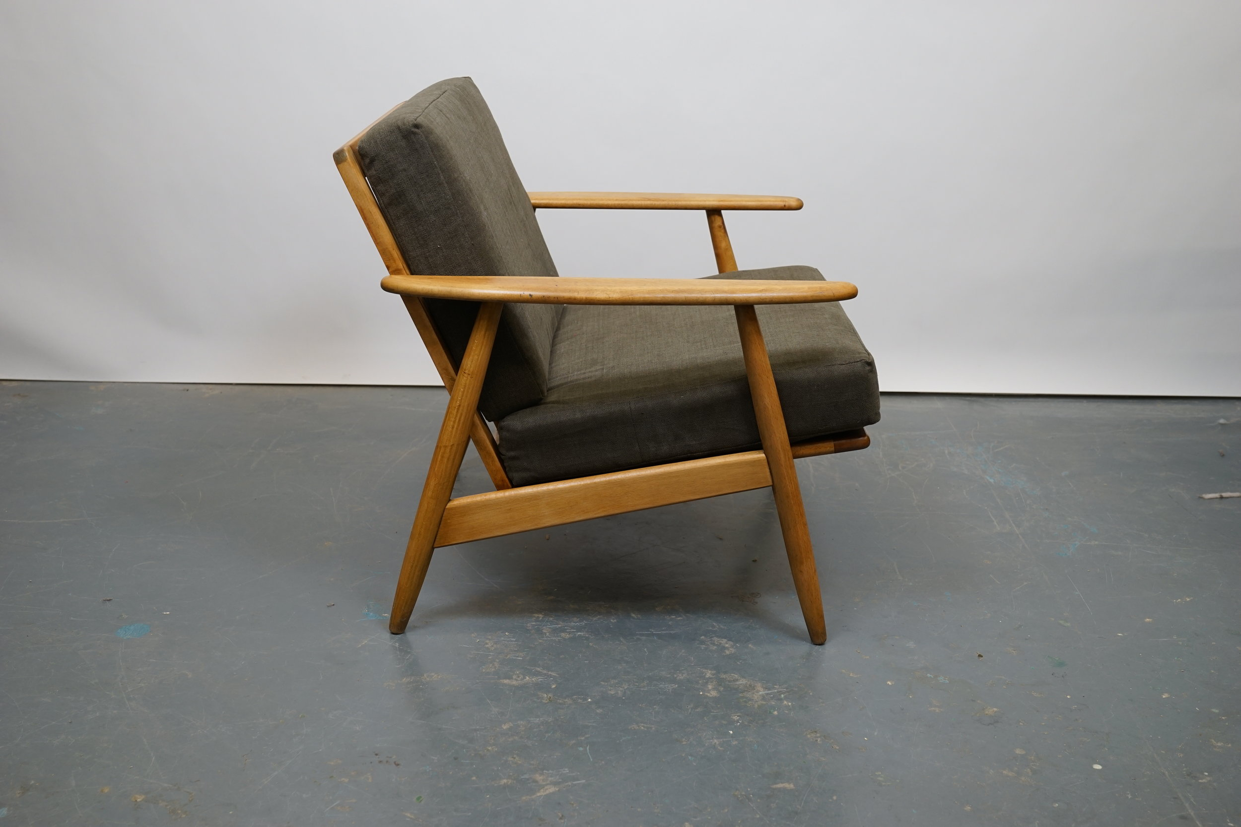 Vintage 1960u0027s Danish Armchair