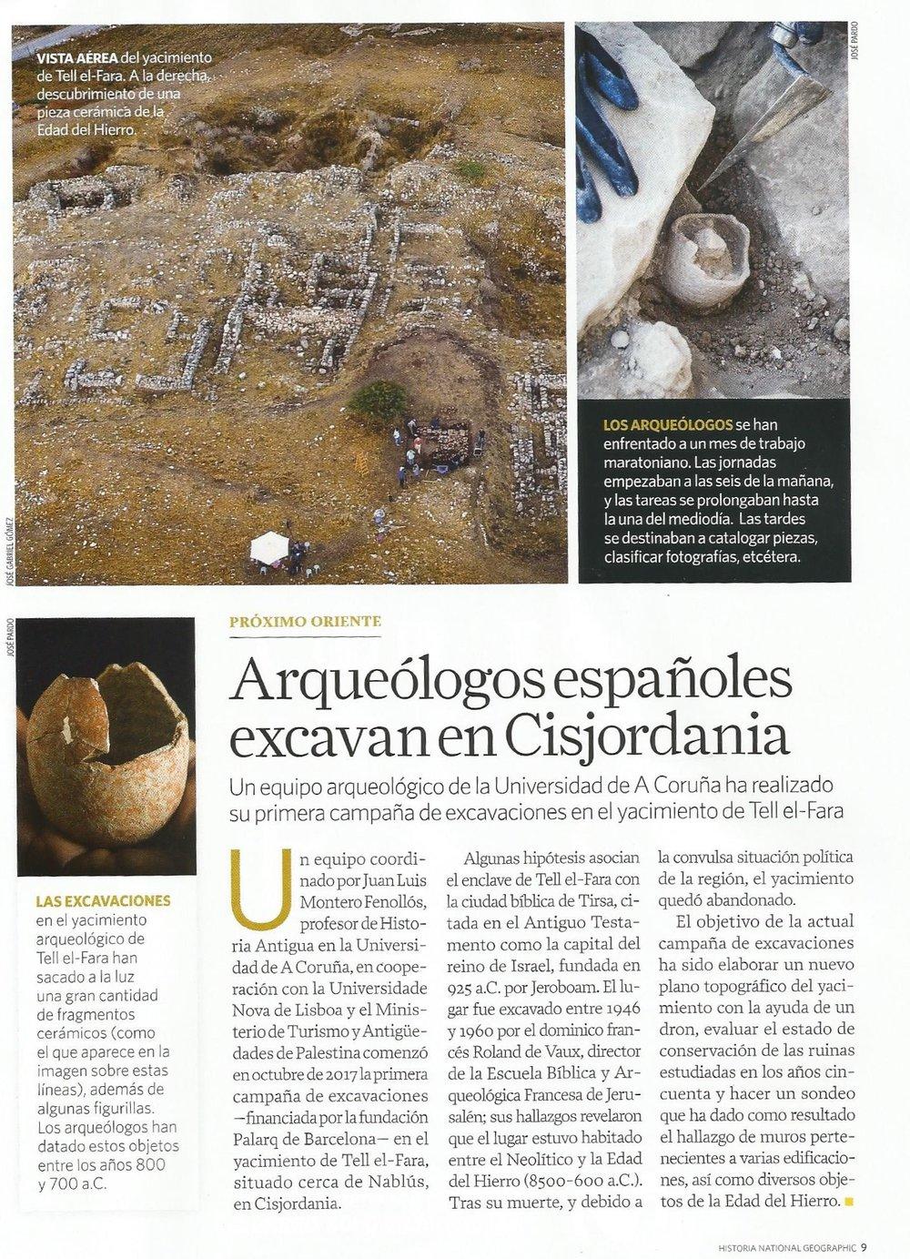 Historia National Geographic - Nº 169, página 92017