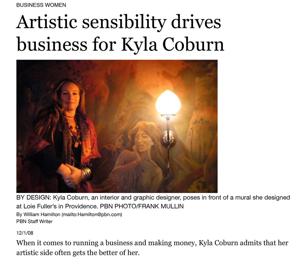 Artistic sensibility drives business for Kyla Coburn - Providence Business News-1.jpg