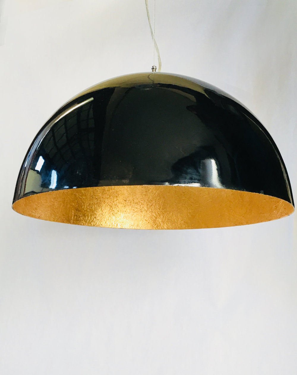 20080 Black and Gold Round Light Pendant.jpg