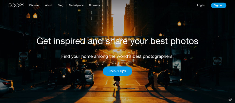 - 500pxAmazing shots from this Canadian based platform.