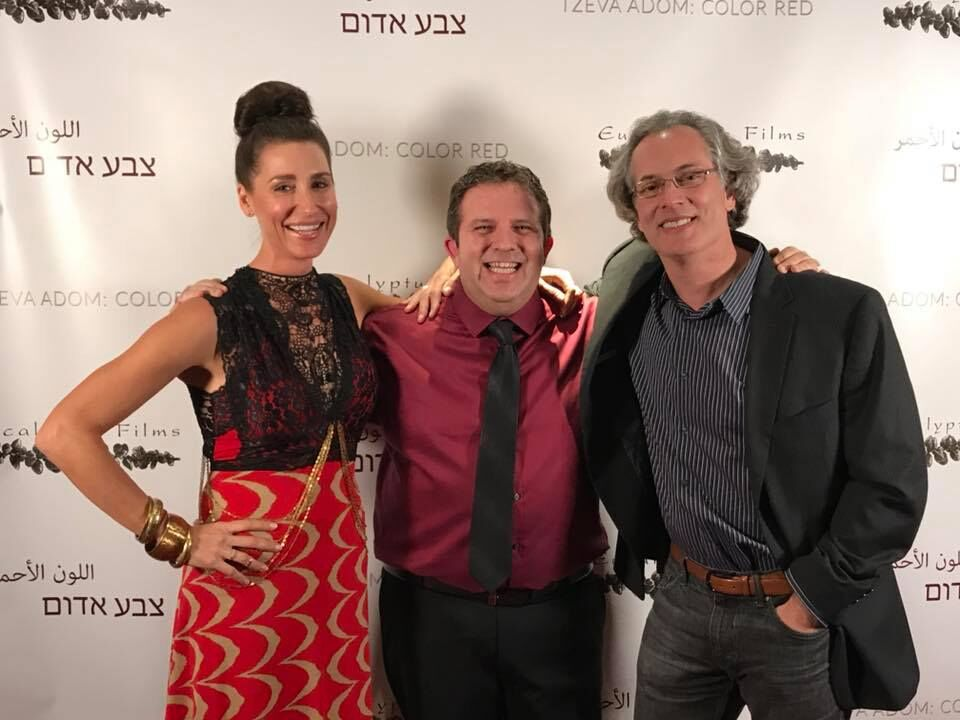 THE FILM PREMIERE  We proudly debted our film at The Laemmle Monica Film Center in Santa Monica on December 5th, 2017. (Click to view pictures from the event.)