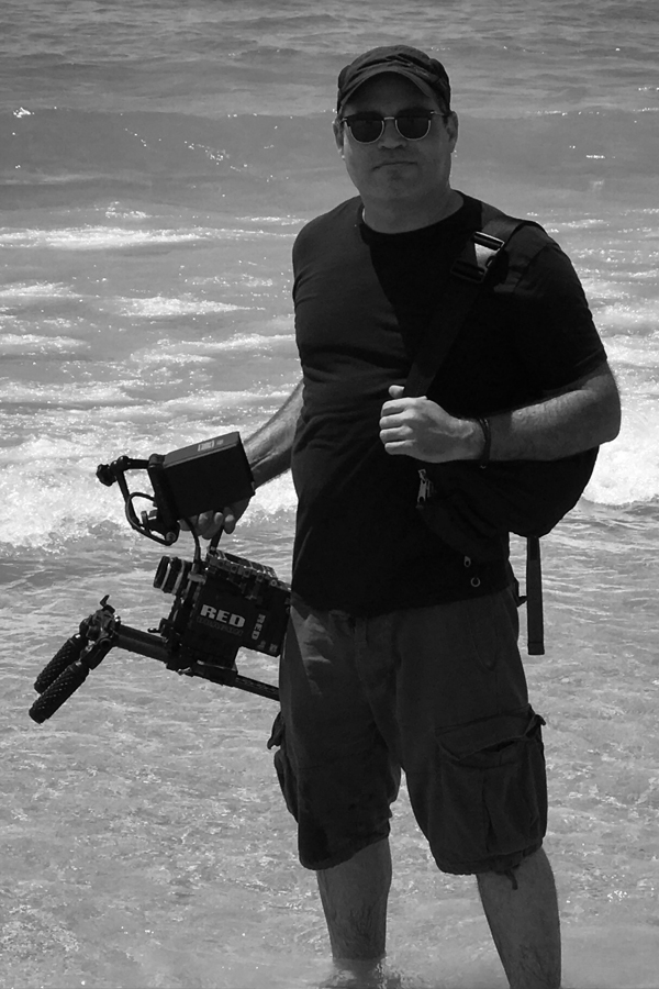 DAVID SANDERS:Cinematographer