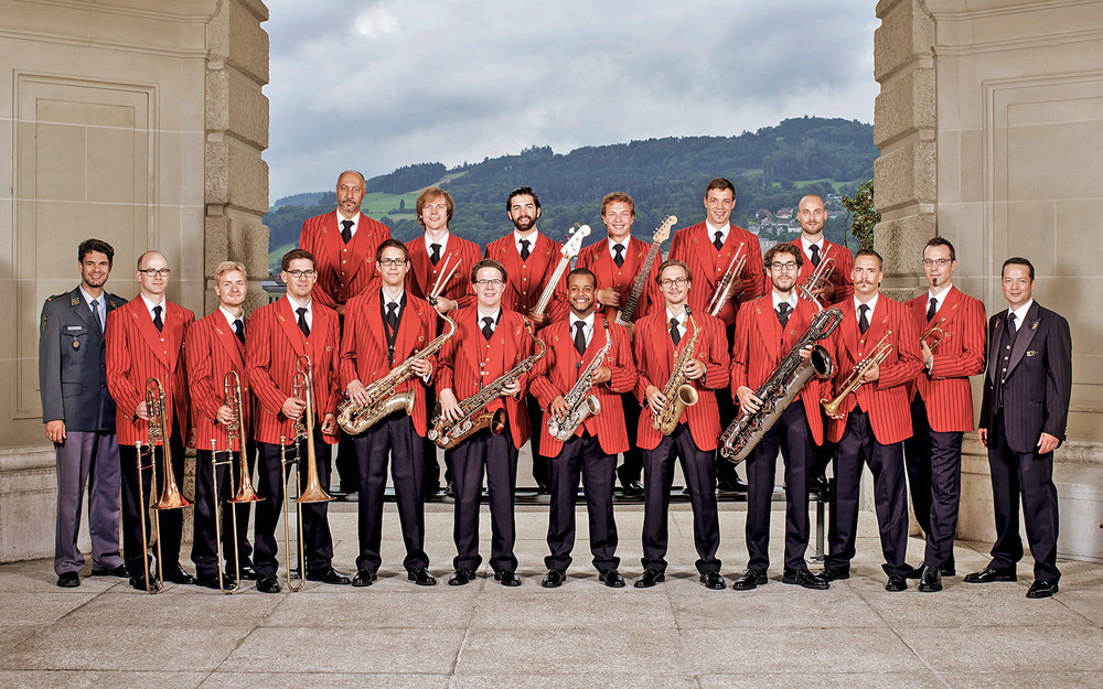 Swiss Army Big Band -