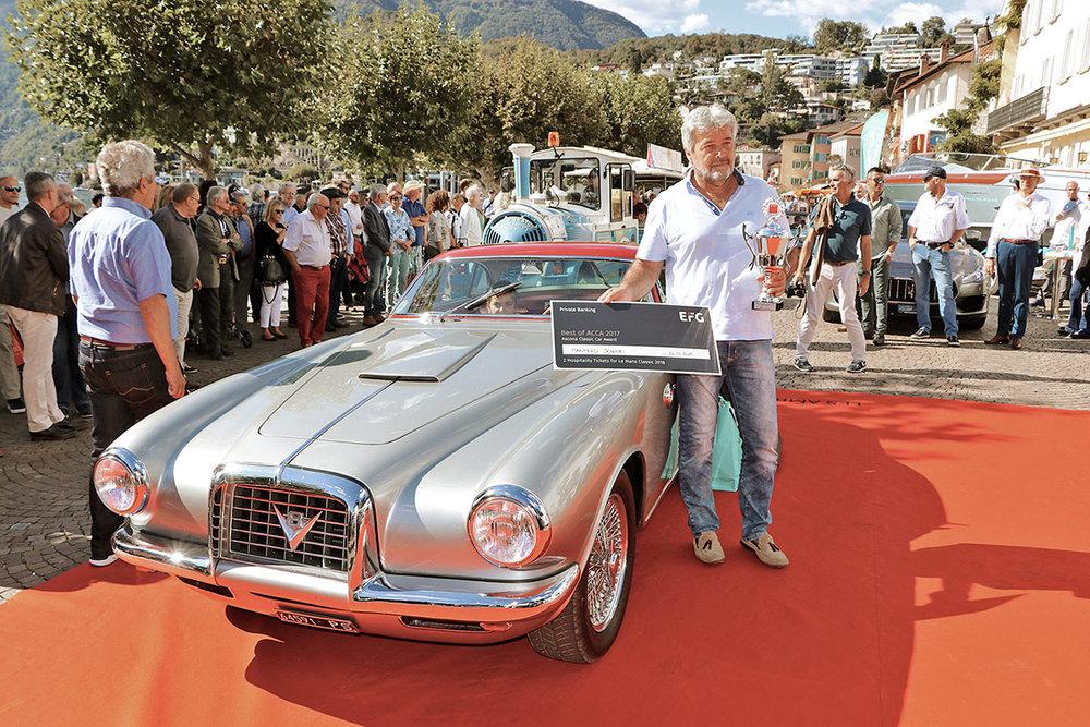 Ascona Classic Car Award -