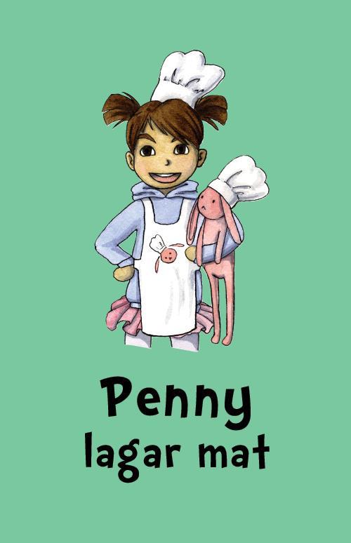 Första boken av Josephine, Penny lagar mat.