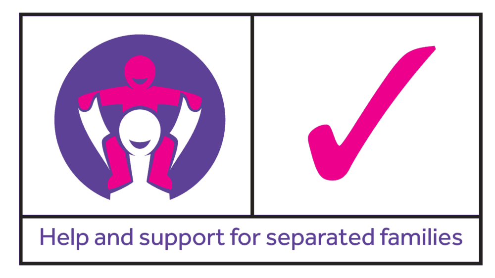 Cheltenham Mediation Services Limited has been awarded the Help and Support for Separated Families (HSSF) Mark